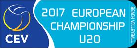 2017 CEV U20 Beach Volleyball European Championship