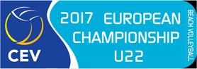 2017 CEV U22 Beach Volleyball European Championship presented by SPORT.LAND.NÖ