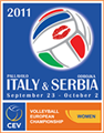 2011 CEV Volleyball European Championship