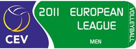 2011 CEV Volleyball European League - Men