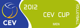 2012 CEV Volleyball Cup - Men