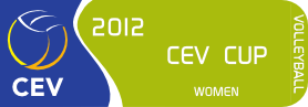 2012 CEV Volleyball Cup - Women
