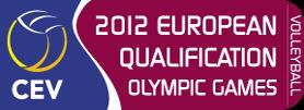 2012 Olympic Games - European Qualification - Men