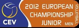 2012 CEV Junior Volleyball European Championship - Men
