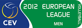 2012 CEV Volleyball European League - Men