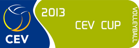 2013 CEV Volleyball Cup - Men
