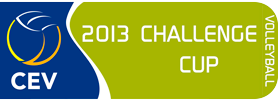 2013 CEV Volleyball Challenge Cup - Men