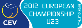 2012 CEV U23 Beach Volleyball European Championship