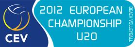 2012 CEV U20 Beach Volleyball European Championship