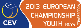 2013 CEV Youth Volleyball European Championship - Men