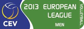 2013 CEV Volleyball European League - Men