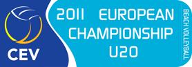 2011 CEV U20 Beach Volleyball European Championship