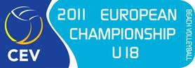 2011 CEV U18 Beach Volleyball European Championship
