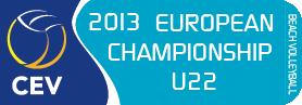 2013 CEV U22 Beach Volleyball European Championship