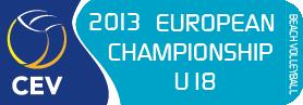 2013 CEV U18 Beach Volleyball European Championship