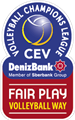 2014 CEV DenizBank Volleyball Champions League - Men