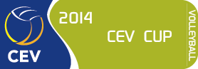 2014 CEV Volleyball Cup - Women