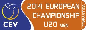 2014 CEV U20 Volleyball European Championship - Men
