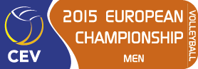 2015 CEV Volleyball European Championship - Men