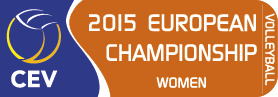 2015 CEV Volleyball European Championship - Women