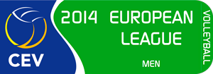 2014 CEV Volleyball European League - Men