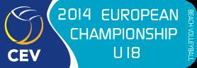 2014 CEV U18 Beach Volleyball European Championship