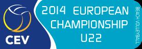 2014 CEV U22 Beach Volleyball European Championship