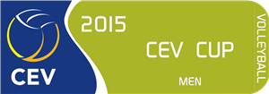 2015 CEV Volleyball Cup - Men