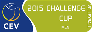 2015 CEV Volleyball Challenge Cup - Men