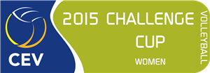 2015 CEV Volleyball Challenge Cup - Women