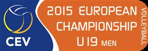 2015 CEV U19 Volleyball European Championship - Men