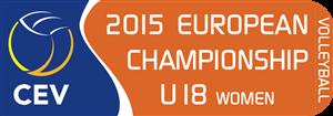 2015 CEV U18 Volleyball European Championship - Women