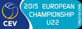 2015 CEV U22 Beach Volleyball European Championship
