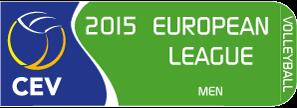 2015 CEV Volleyball European League - Men