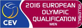 2016 European Olympic Qualification - Men