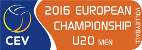 2016 CEV U20 Volleyball European Championship - Men