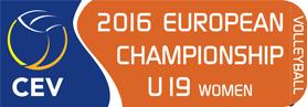 2016 CEV U19 Volleyball European Championship - Women