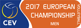 2017 CEV Volleyball European Championship - Men