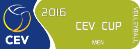 2016 CEV Volleyball Cup - Men