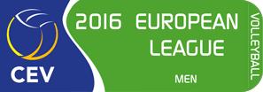 2016 CEV Volleyball European League - Men