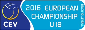 2016 CEV U18 Beach Volleyball European Championship