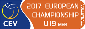 2017 CEV U19 Volleyball European Championship - Men