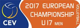2017 CEV U17 Volleyball European Championship - Men