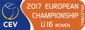 2017 CEV U16 Volleyball European Championship - Women
