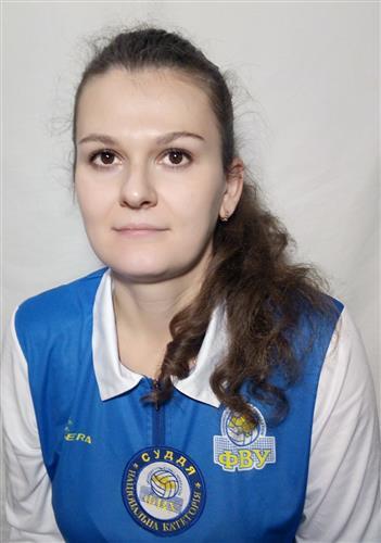 Photo of Kateryna HRANKO