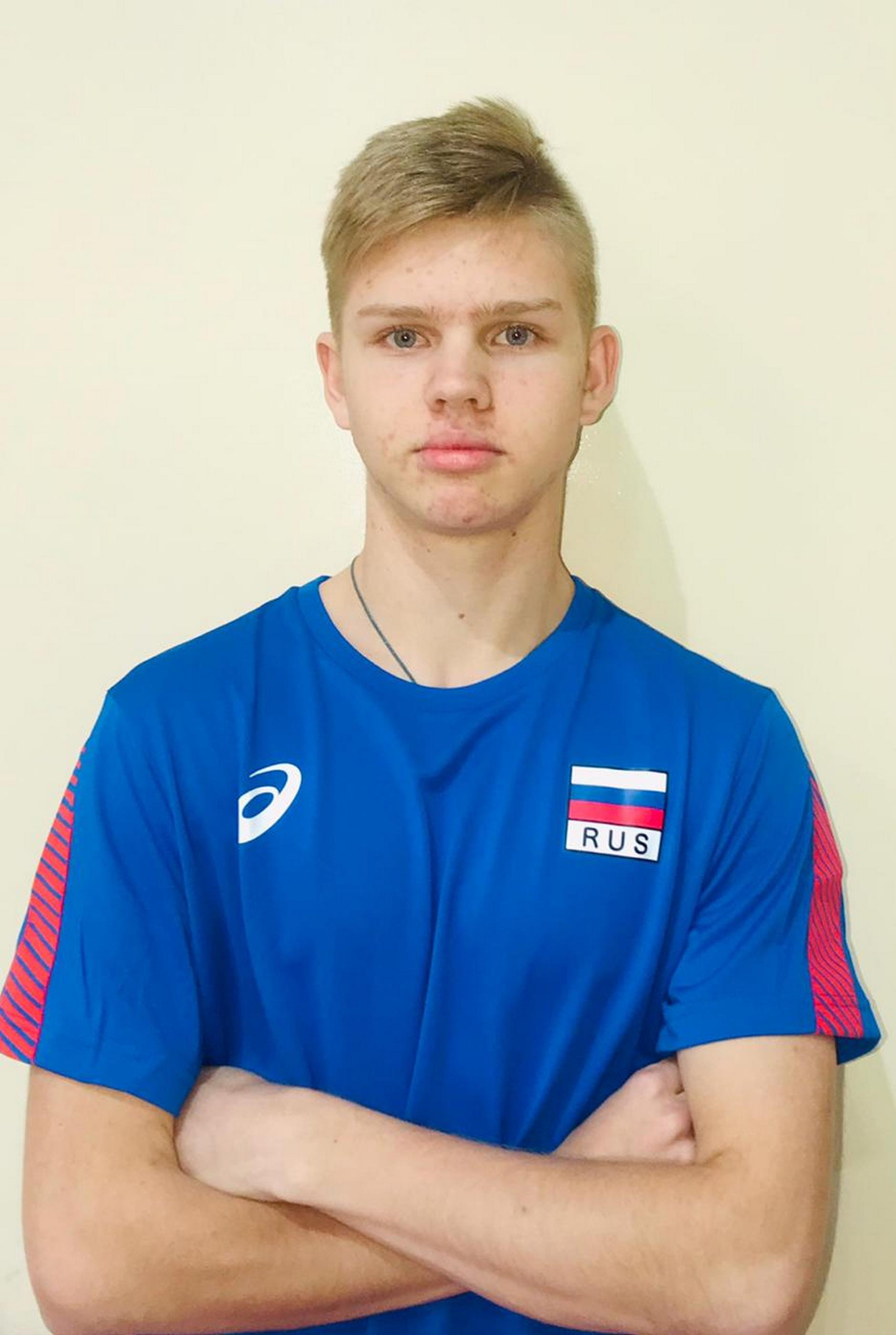 VAVILOV Kirill