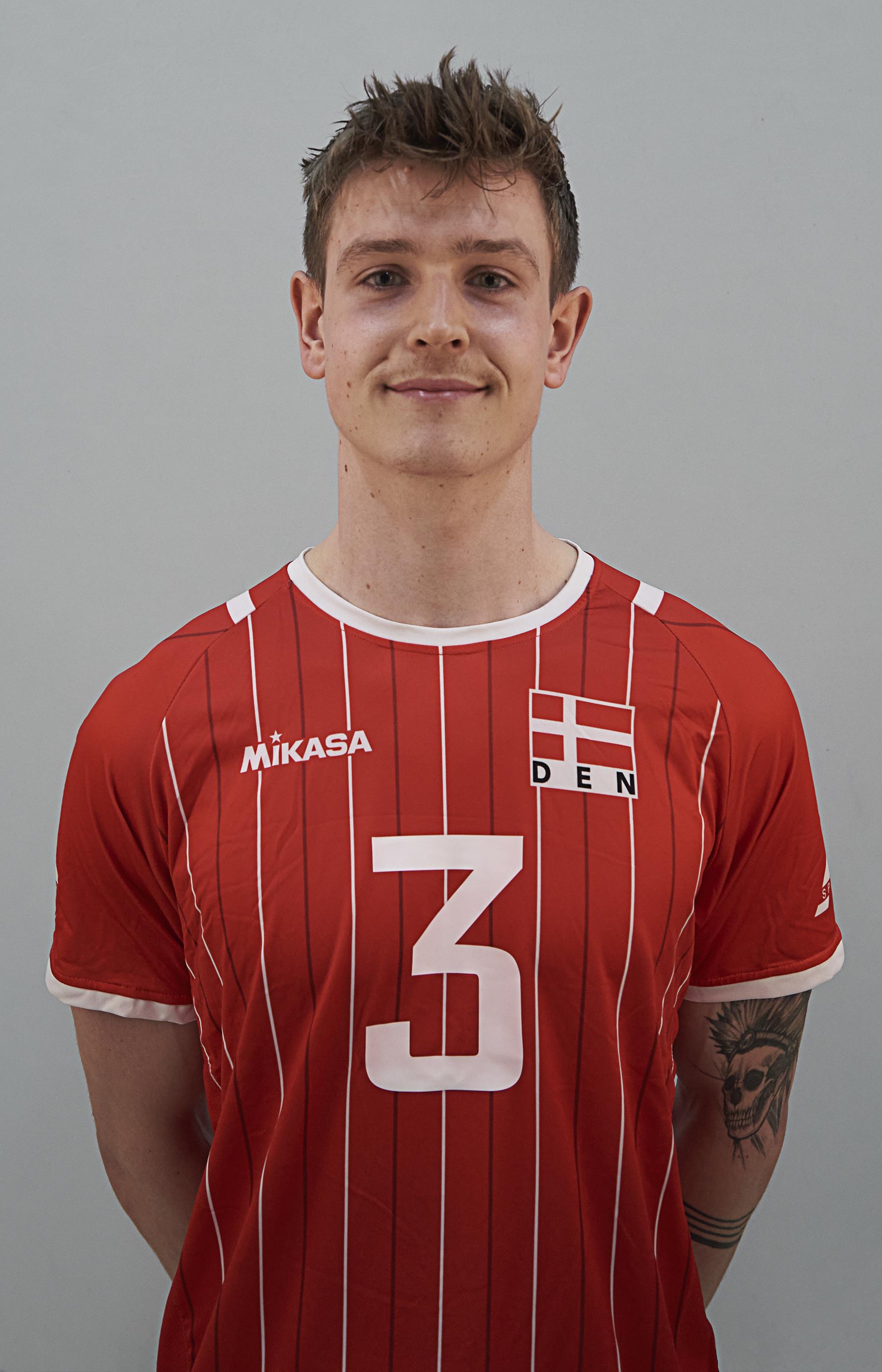 BACH Nikolas Sebastian Dybkilde