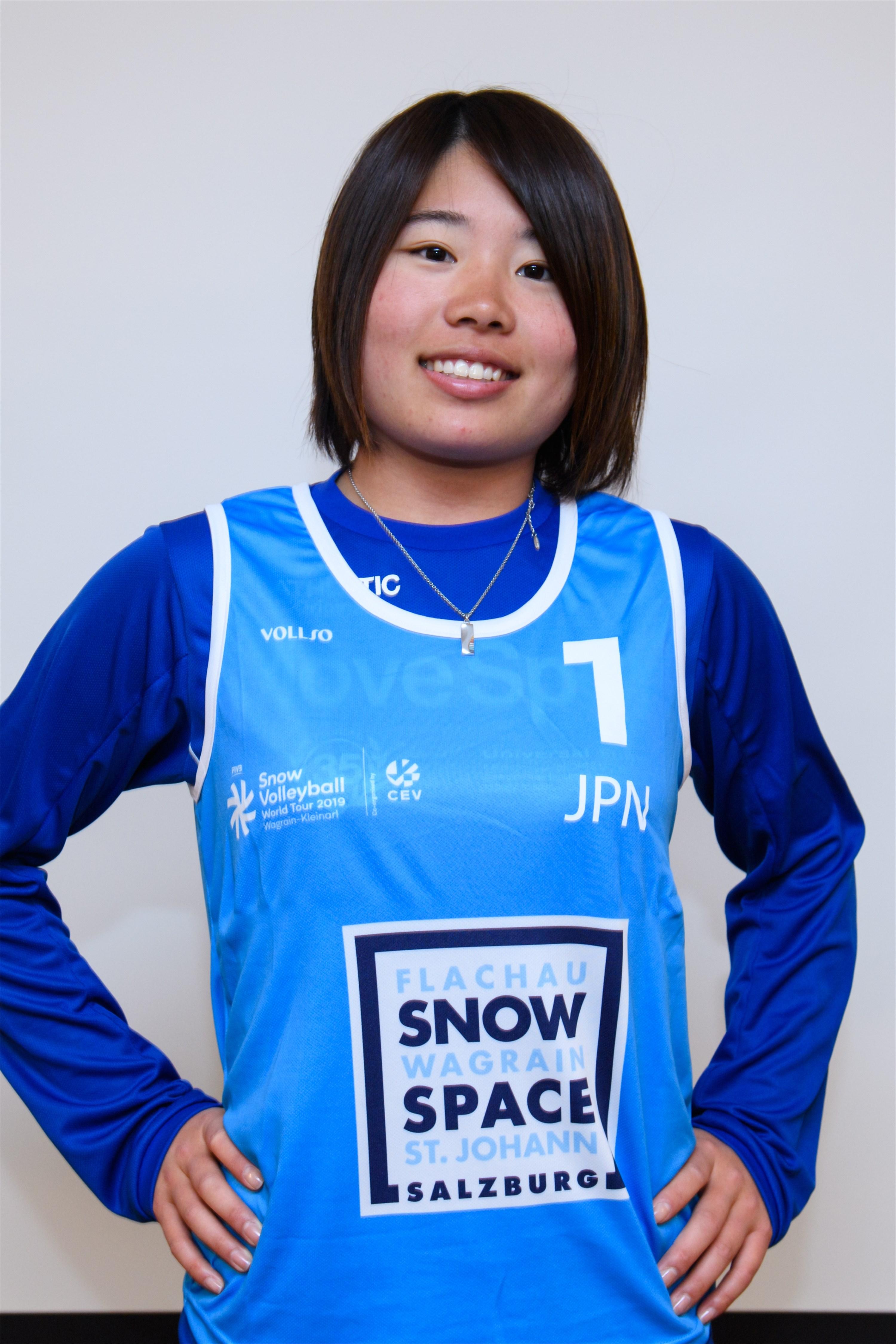 Photo of Shion TSUBOUCHI
