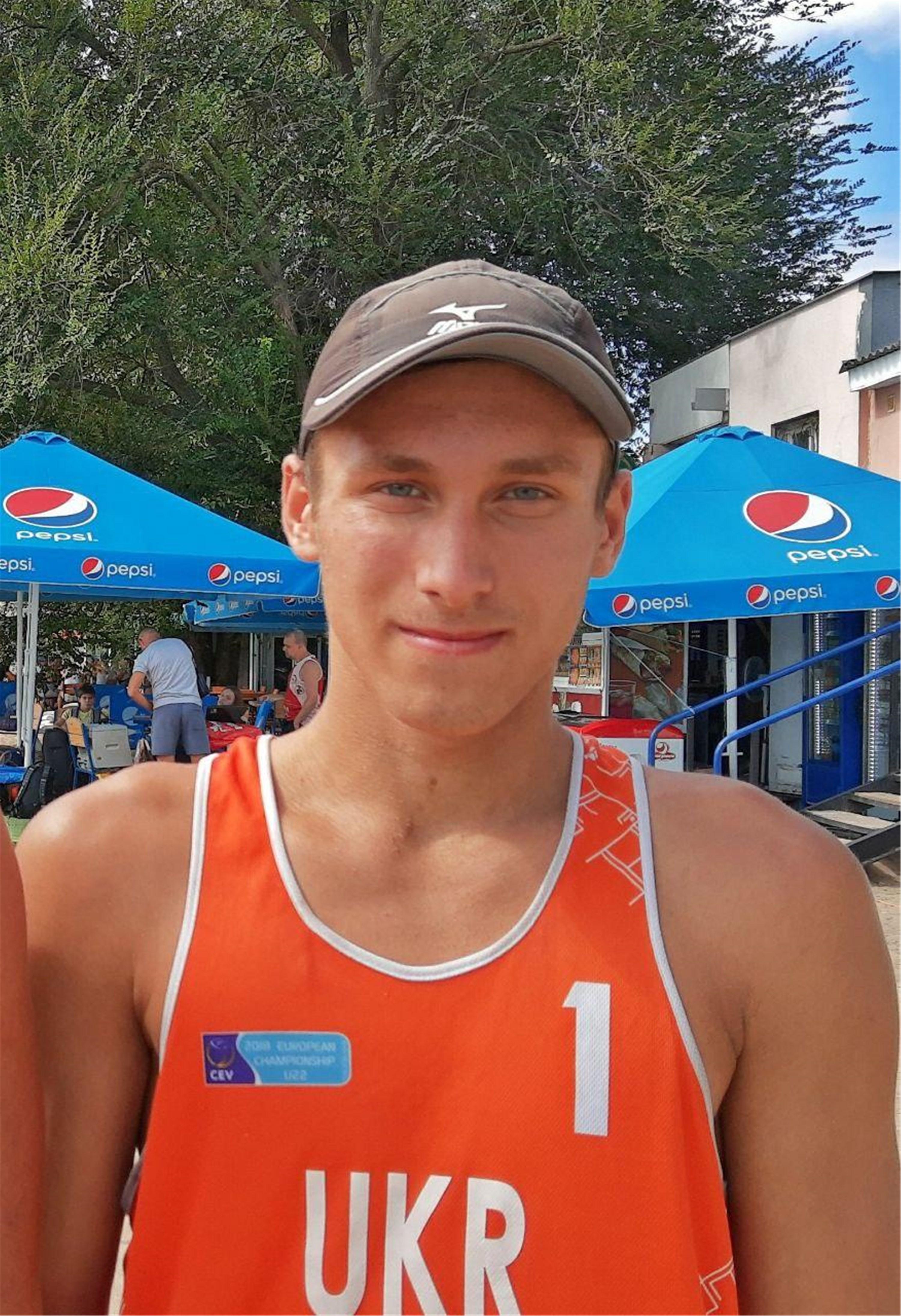 Photo of Yevhenii BOIKO