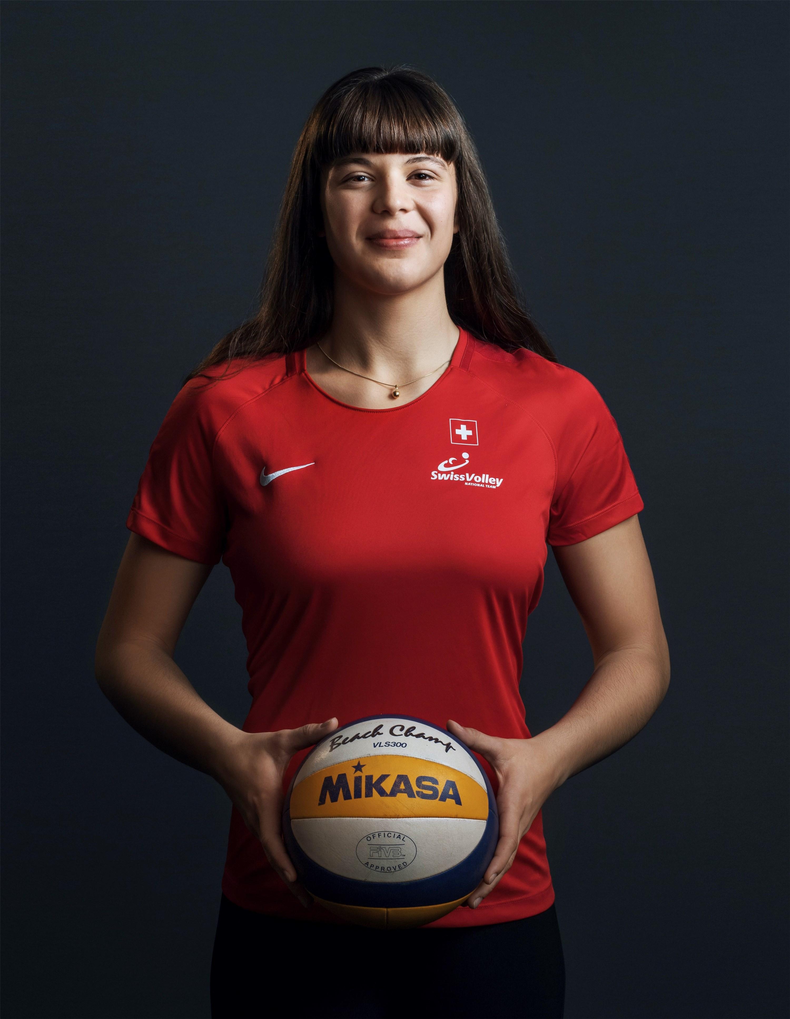 Photo of Annik STÄHLI
